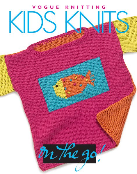 Vogue Knitting On the Go! Kids Knits