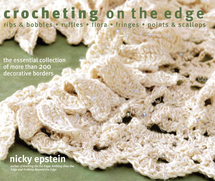 Crocheting On the Edge [Paperback]