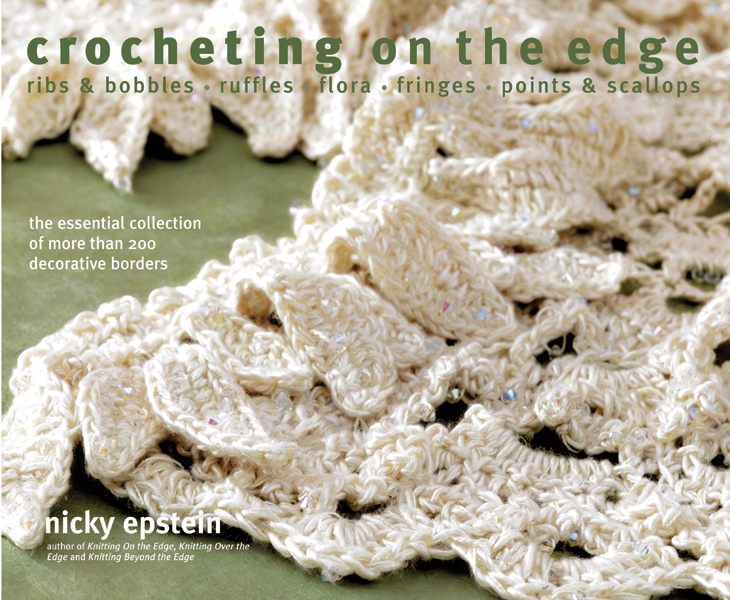 Crocheting On the Edge [Hardcover]