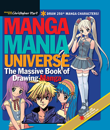 Manga Mania Universe: The Massive Book of Drawing Manga
