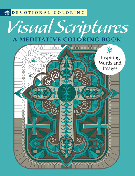 Devotional Coloring: Visual Scriptures