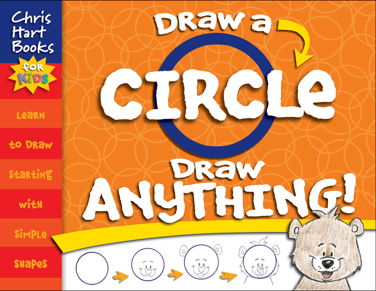 Draw a Circle, Draw Anything!