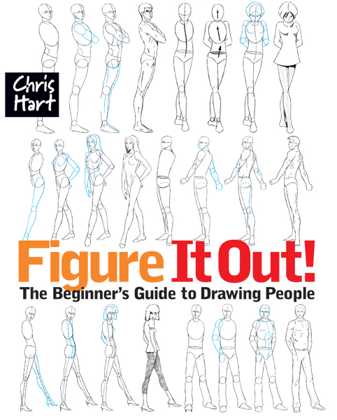 Figure It Out! The Beginner\'s Guide to Drawing People