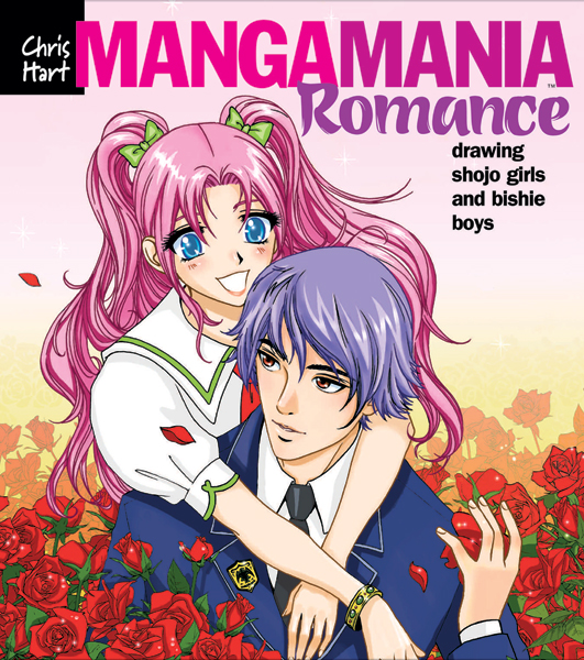 Manga Mania Romance: Drawing Shojo Girls and Bishie Boys
