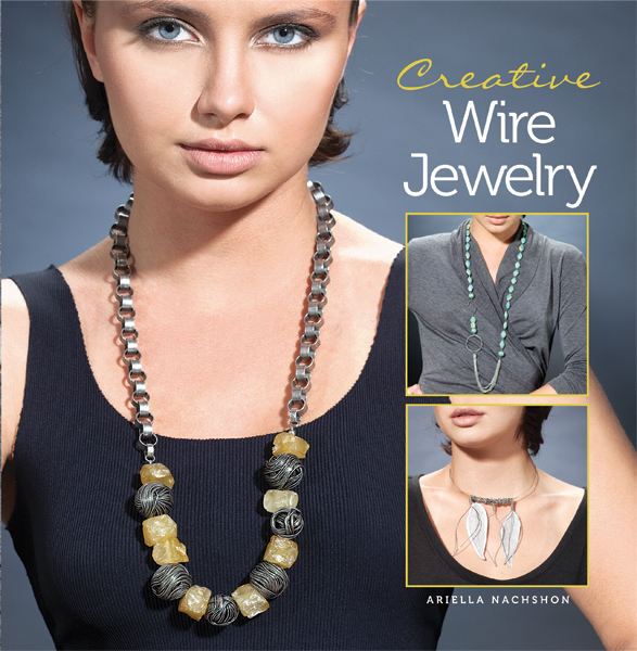 Creative Wire Jewelry: 40 New Wire Jewelry Designs