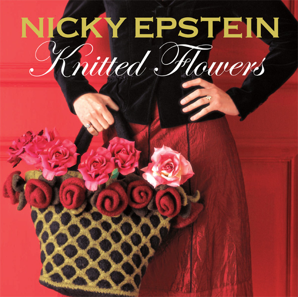 Nicky Epstein's Knitted Flowers [Paperback]