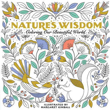 Nature's Wisdom: Coloring Our Beautiful World